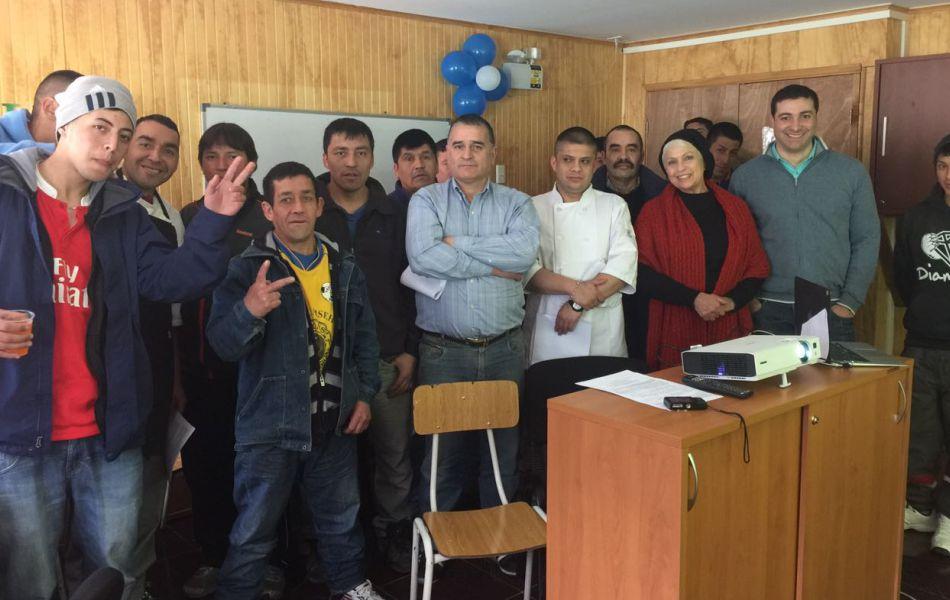 Puerto Aysen 2016 centro de detención preventiva