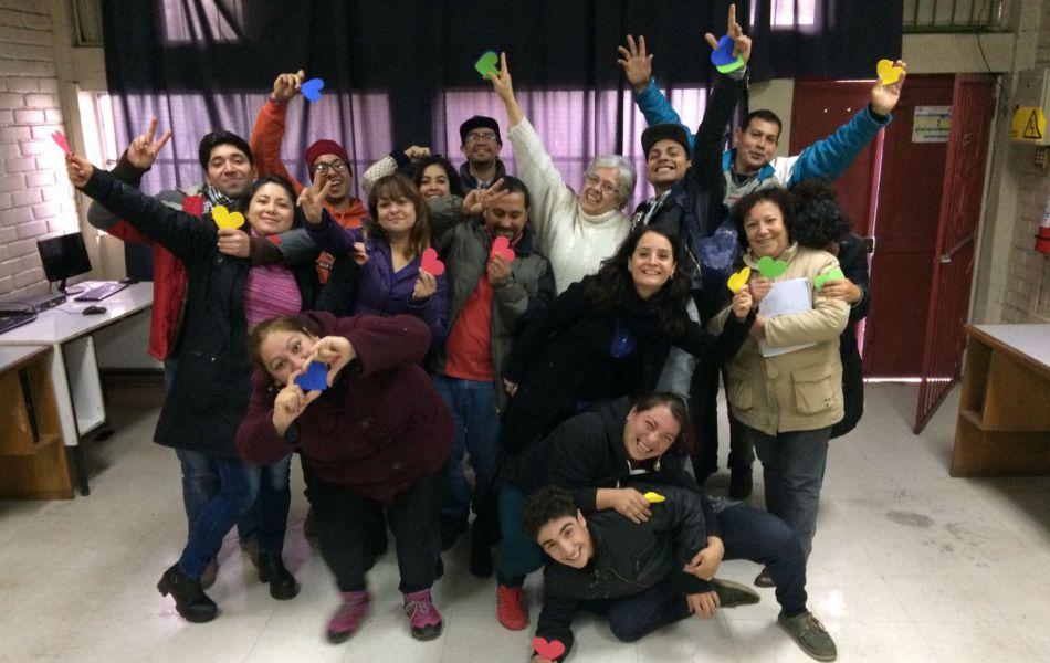 Carta labor social Chile (Carla y Andrea Flores)