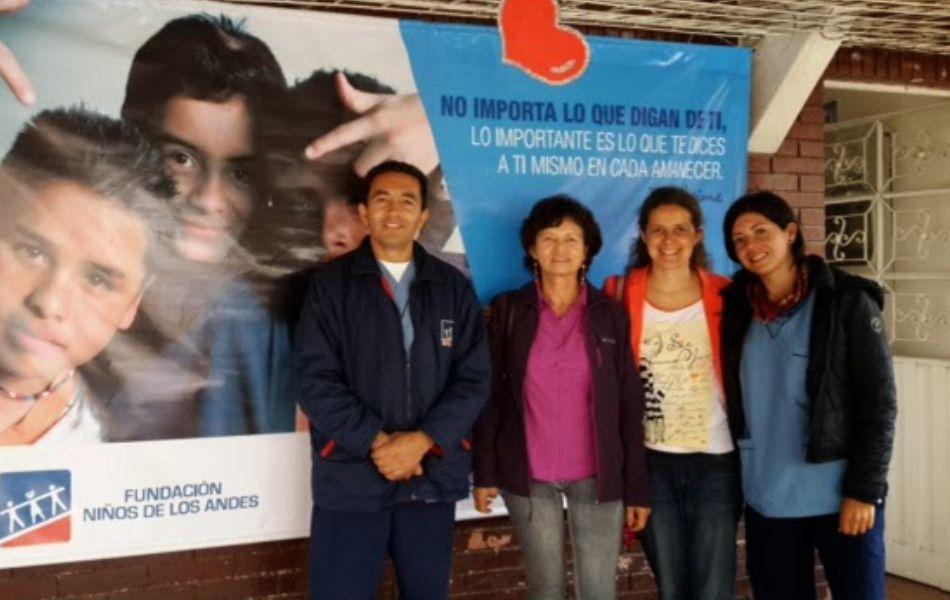Fundación Isha Colombia – Servicio Social en Fundación Niños de los Andes