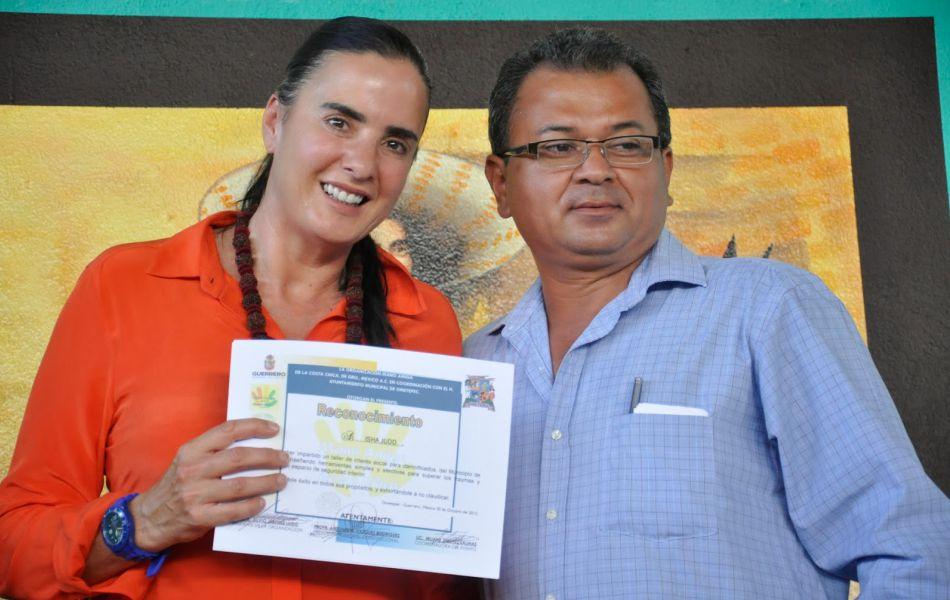 Seminario Social con Isha en el Estado de Guerrero