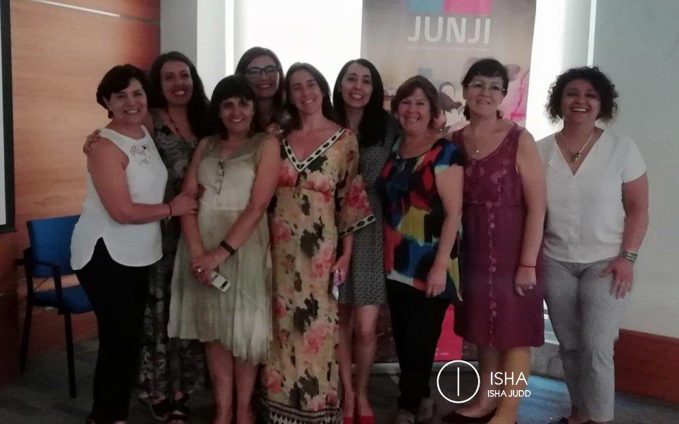 Junta nacional de Jardines infantiles – Chile