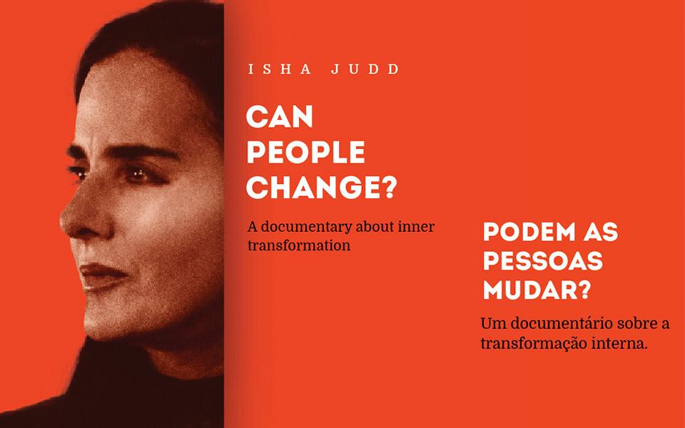 Podem as pessoas mudar?
