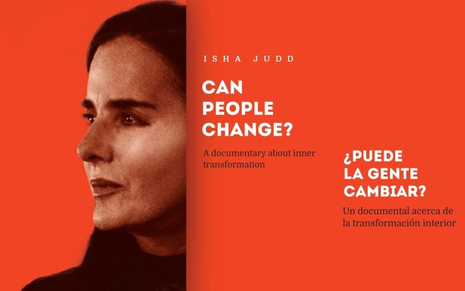 ¿Puede la gente cambiar?