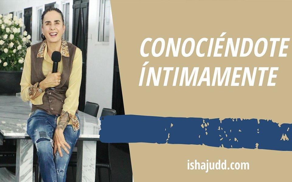 ISHA JUDD NOS HABLA SOBRE EL CONOCIMIENTO ÍNTIMO DE UNO MISMO Y LA UNIDAD CON TODO. DARSHAN 8 ABRIL