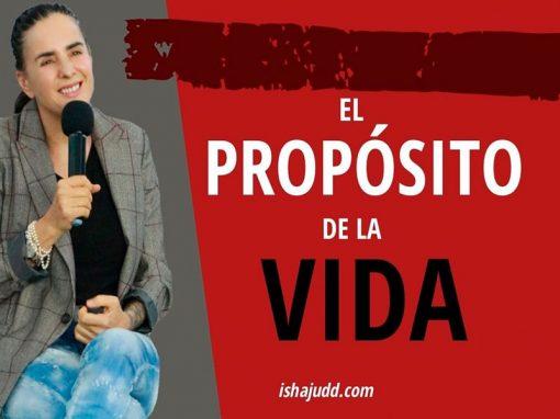 ISHA JUDD NOS HABLA SOBRE EL PROPÓSITO DE LA VIDA. DARSHAN 2 MAYO 2020