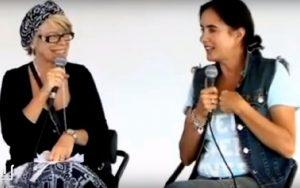 Isha – Entrevista radio del pueblo argentina