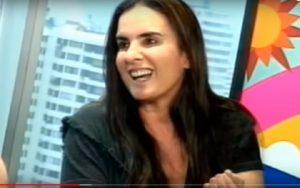 Isha – Entrevista terra tv chile