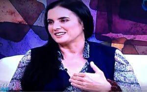 Isha – Entrevista empezar el dia cadena 3 mexico