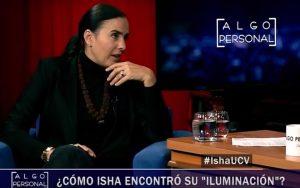 Isha – Entrevista algo personal