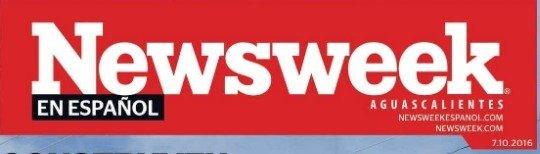 Isha en Newsweek en español Aguascalientes