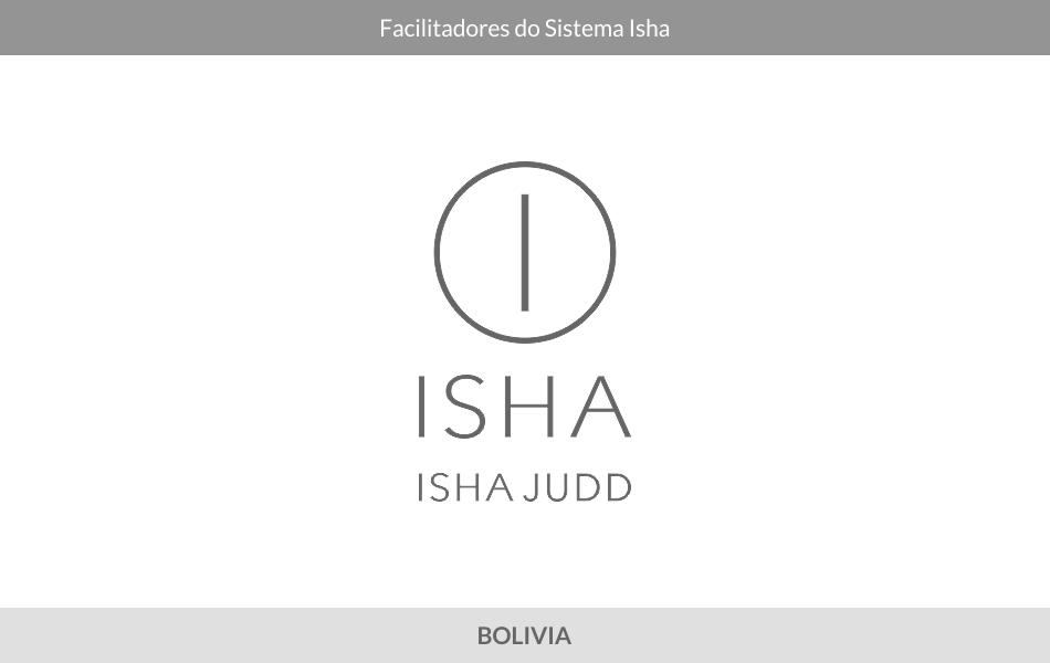 Facilitadores do Sistema Isha no Bolivia