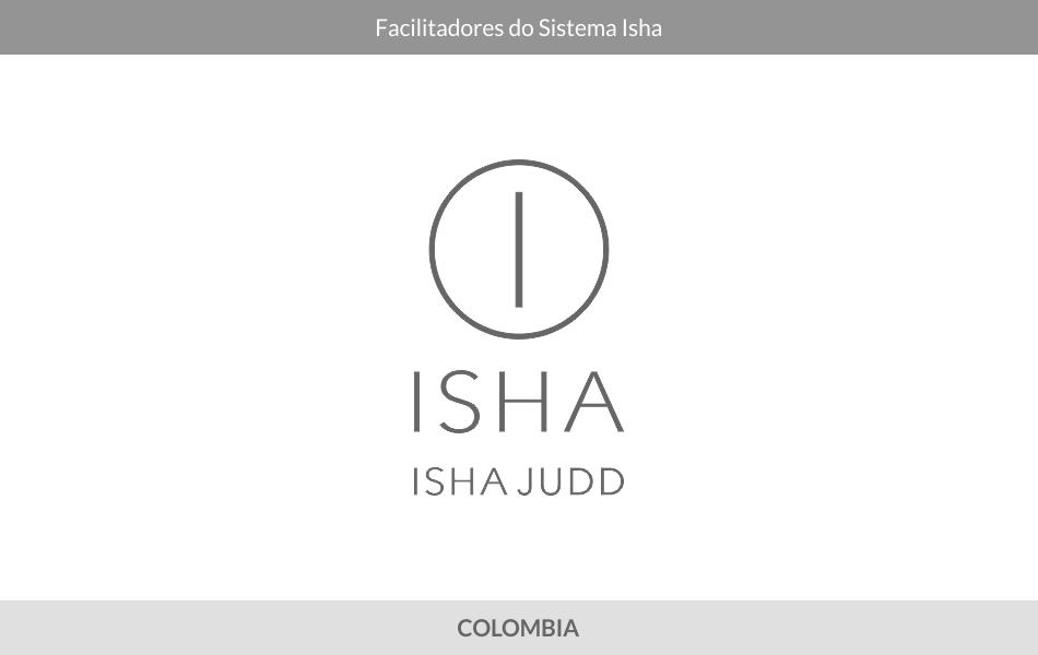 Facilitadores do Sistema Isha no Colombia