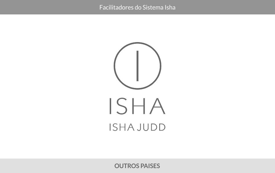 Facilitadores do Sistema Isha no Outros países