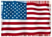 Isha Judd - Bandera Estados Unidos