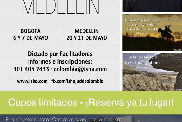 Ishajuddseminariofacilitadorescolombia2017