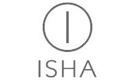 Isha – logo