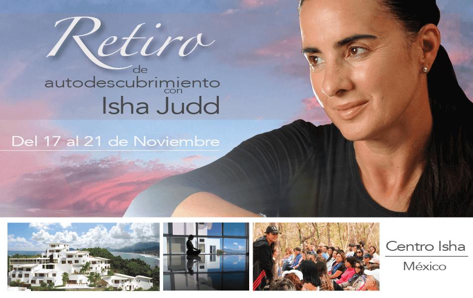 Retiro con Isha del 17 al 21 de Noviembre en Manzanillo, México