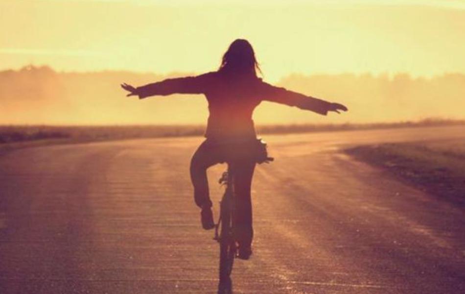 La felicidad es aquí y ahora