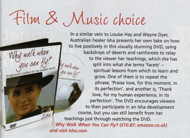 Soul & Spirit Magazine, UK