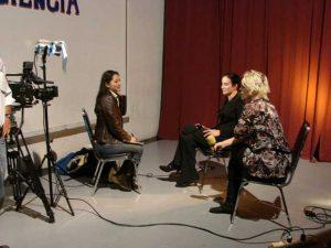 Entrevista para el programa