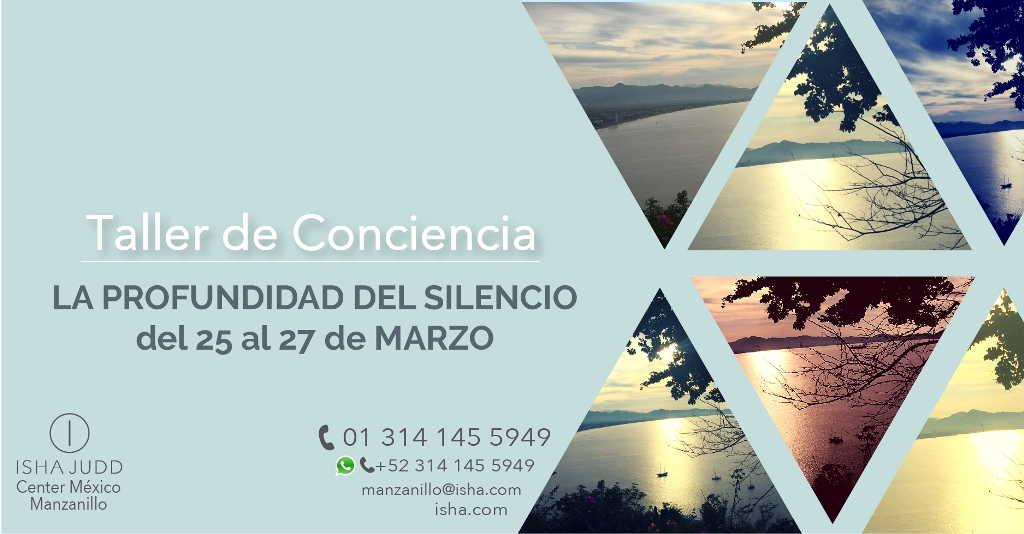 A profundidade do silêncio de 25 a 27 de março