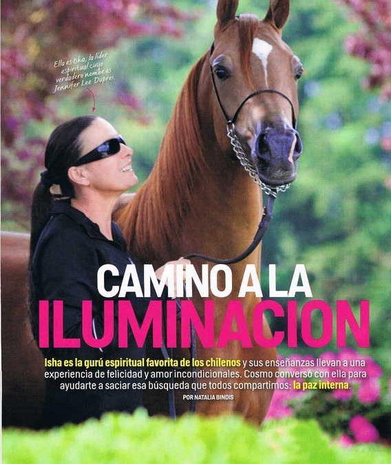 Revista Cosmopolitan Chile