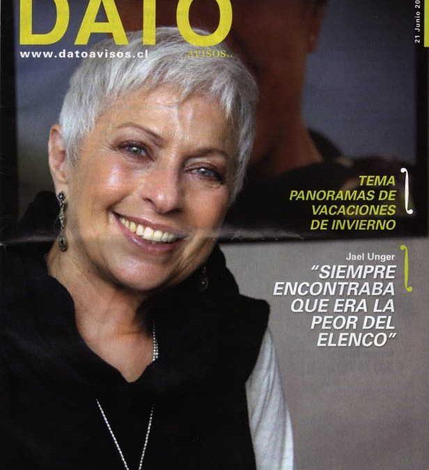 Revista Dato Avisos, Chile