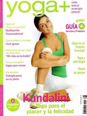 Revista Yoga+, Argentina