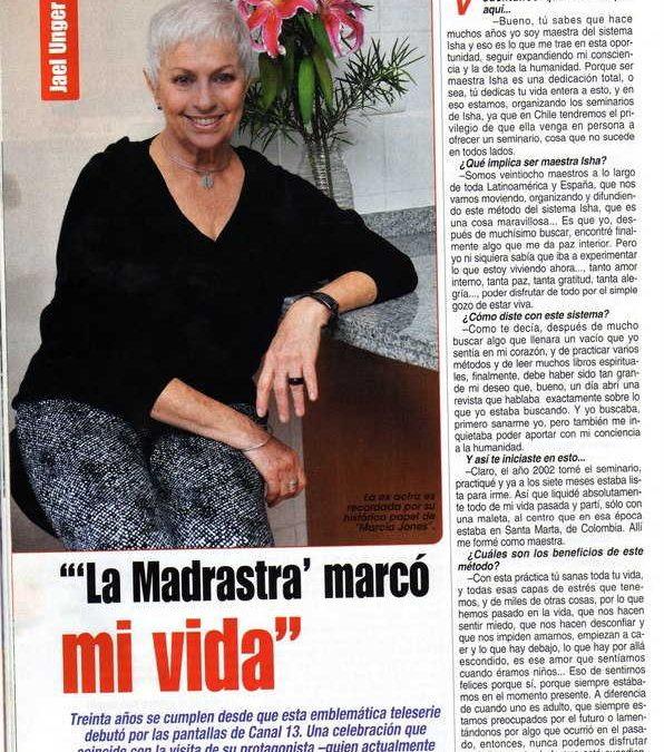 Revista TV Grama, Chile