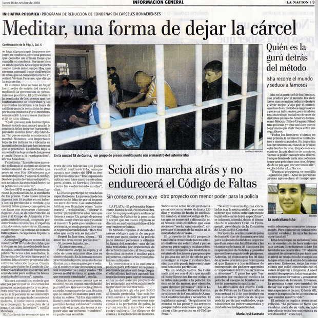 Diario La Nación, Argentina