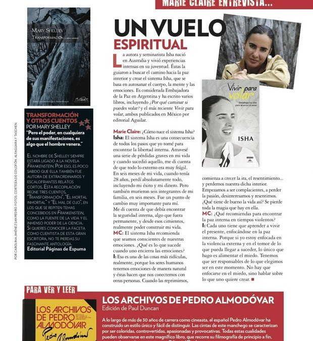 Revista Marie Claire, México