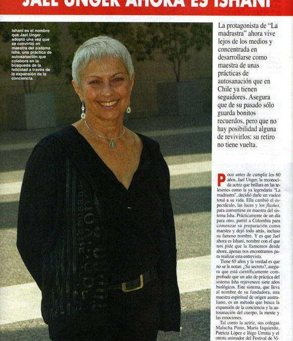 Revista Vea, Chile