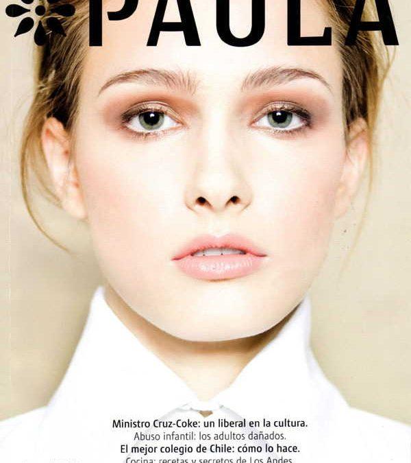 Revista Paula, Chile