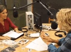 """Entrevista a Annie en Radio Nacional """"Vivencias"""""""