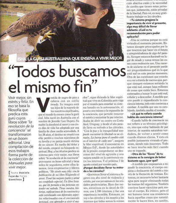 Revista Para Ti, Paraguay