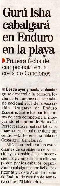 Diario El Pais, Uruguay
