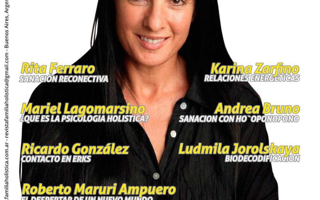 Revista Familia Holística, Argentina