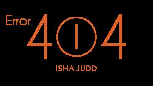 Isha-error-404