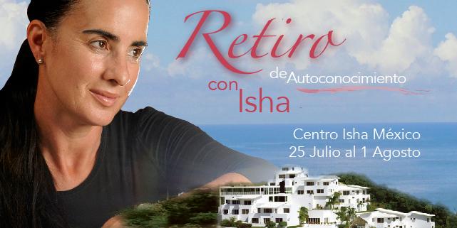 Retiro de verão com a Isha Mexico 2018