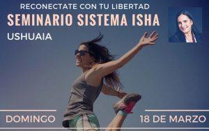 Isha – Seminario Ushuaia