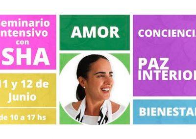 Isha - Cierre primer paso programa 4 semanas Chile
