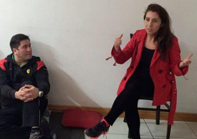 Isha - Cierre primer paso programa 4 semanas Chile 5