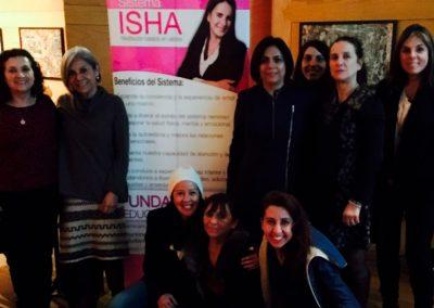 Isha - Inicio de ciclo documental - Chile 1