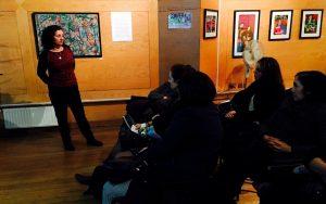 Isha – Inicio de ciclo documental – Chile 2