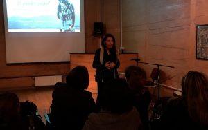 Isha – Inicio de ciclo documental – Chile 3