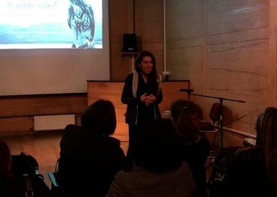 Isha - Inicio de ciclo documental - Chile 3