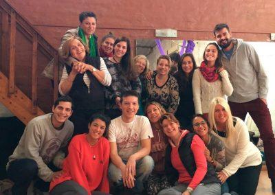 Isha - Taller Seminario Jornada Practica Rosario Argentina