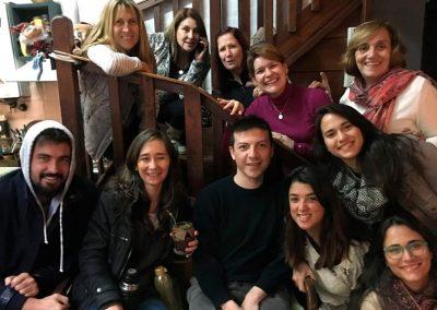 Isha - Taller Seminario Jornada Practica Rosario Argentina 5