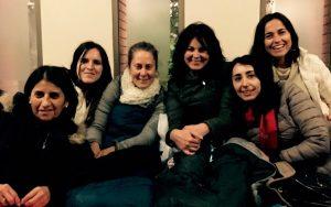 Isha – siguen 4 semanas Santiago Chile 1