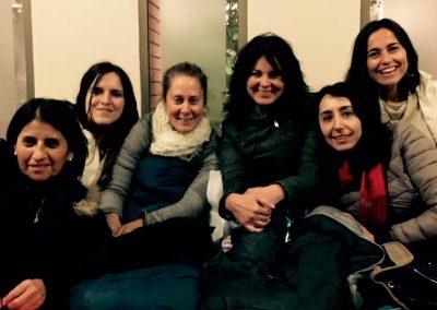 Isha - siguen 4 semanas Santiago Chile 1